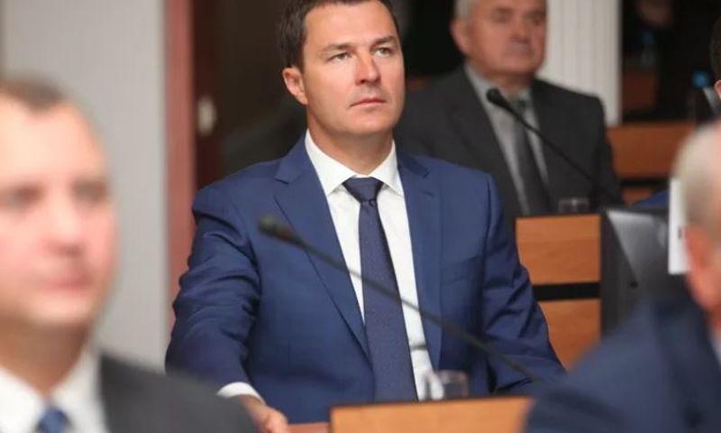 Владимир Волков рассказал, что сделал за год на посту мэра Ярославля