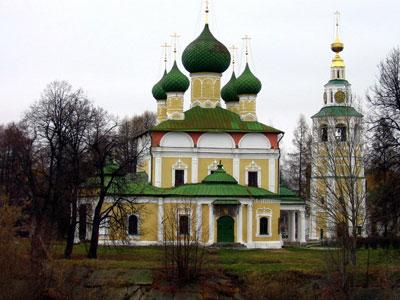 Угличский Кремль – музей или церковь?
