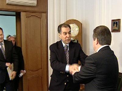 Посол Иордании в Ярославле
