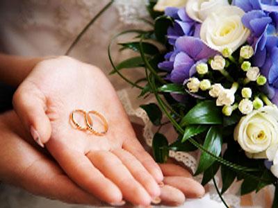 Первый брак на новом месте
