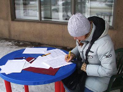 Правоохранители мониторят выборы