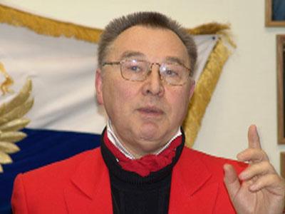 Награда для Вячеслава Зайцева