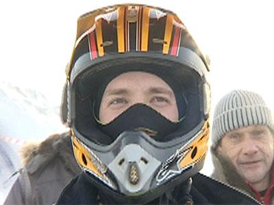 Чемпионат России по спринт - кроссу Видео