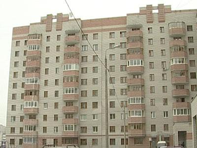 Спорная квартира УФСИН