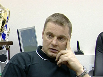 Наставник сборной в Ярославле