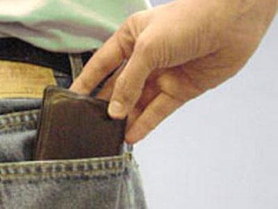 Подозреваются в карманных кражах
