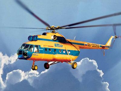 Катастрофа вертолета в Непале