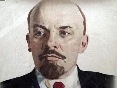 Ленину исполнилось 138