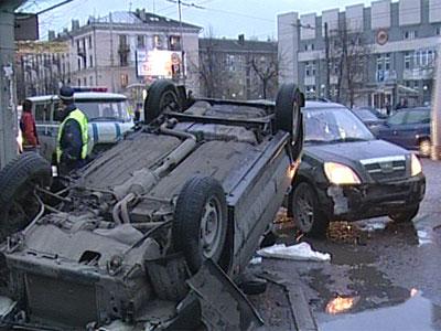 Подробности аварии на улице Свободы