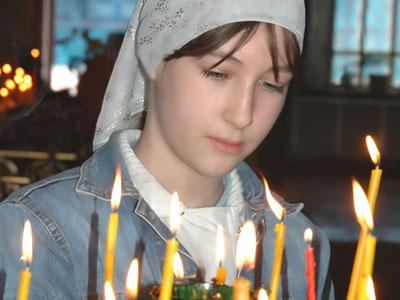 Пасха в Ярославле