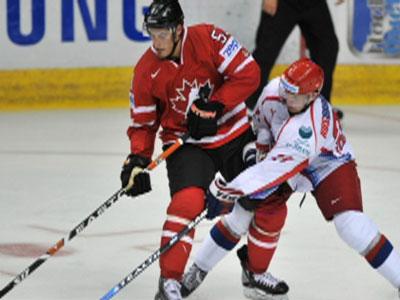 Матч между Россией и Канадой: 4 - 1