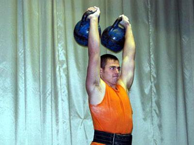 Чемпионат по гиревому спорту в честь Сергея Суворова