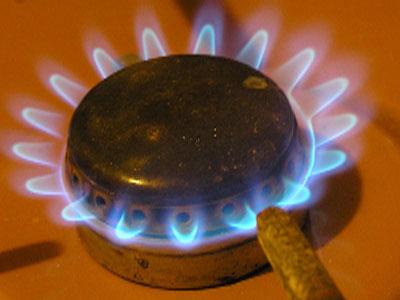 Газопровод в Середе
