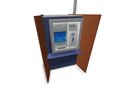В Ростове ограбили банкомат