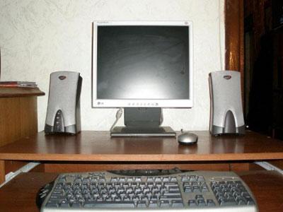 Сарафоновские аграрии остались без компьютера