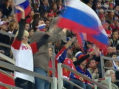 Сборная России обыграла Канаду