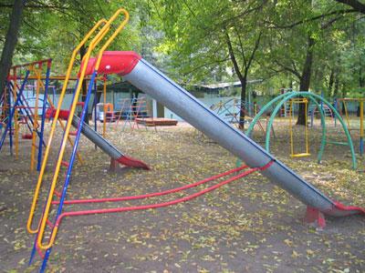 Убийство на детской площадке: подробности