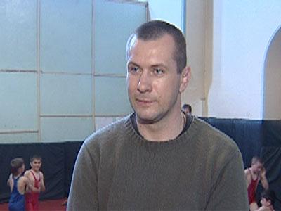 Алексей Тарабарин получил звание заслуженного мастера спорта
