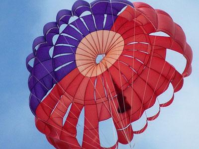 Открытие парашютного сезона