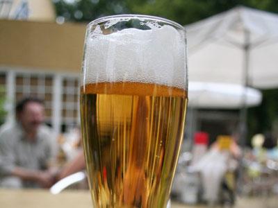 Выпил пива - заплати штраф