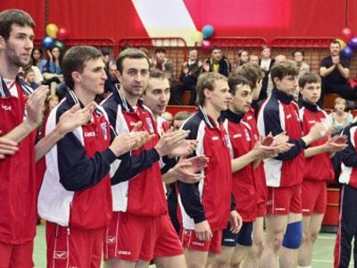 Волейбольный кубок в Ярославле