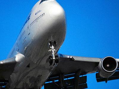 Взлет самолета мог завершиться трагедией