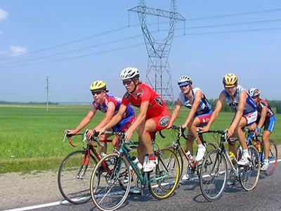 Первый велофестиваль