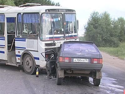 Авария на окружной дороге Видео