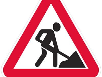 Украли дорожные знаки