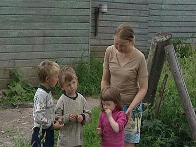 Многодетная семья без пособия
