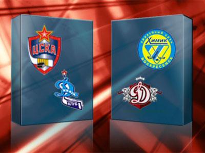 Лучший логотип клубов КХЛ