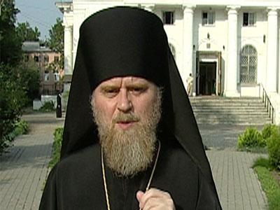 В Ярославль приехал глава Бакинской епархии