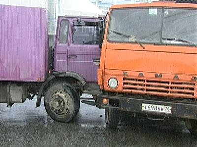 Авария на проспекте Октября Видео