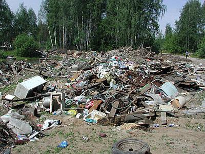 Московский мусор везут в Ярославль?