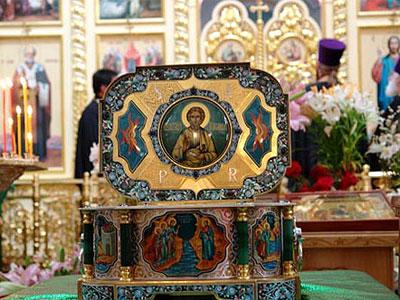 Мощи Андрея Первозванного привезут в Ярославль