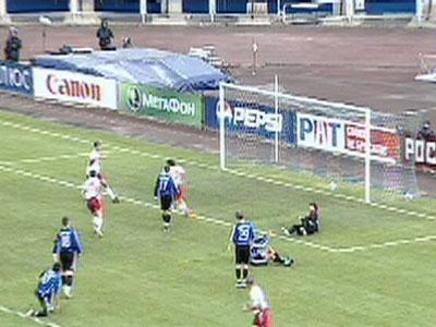 «Шинник» проиграл «Амкару»