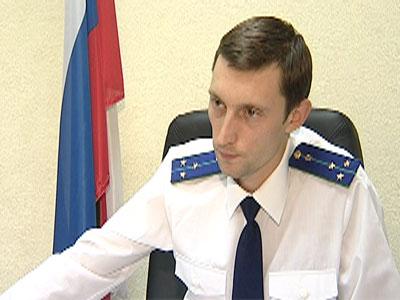 Интервью Виктора Воронина, заместителя прокурора Ленинского района Видео