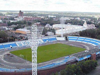 Реконструкция стадиона «Шинник»