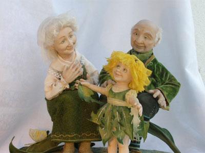 Пластиковые куклы ВИДЕО