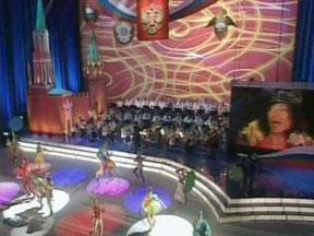 Концерт, посвященный дню работников ФСБ
