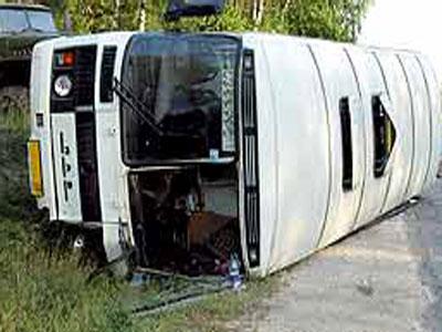 Студенты попали в аварию
