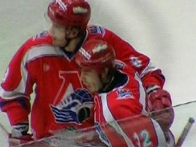 Локомотив проиграл в Риге