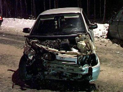 Авария на Тормозном шоссе