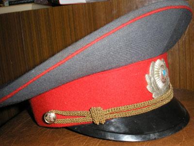 Милиционеры на скамье подсудимых