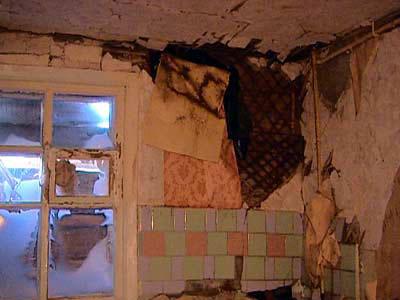 Аварийные дома не расселяют
