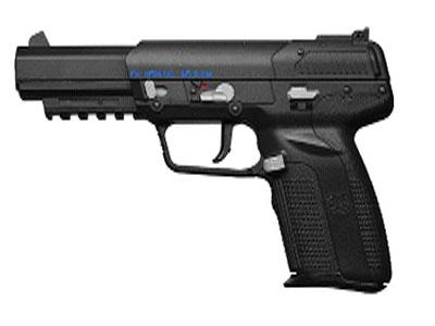 Искали ворованные продукты - нашли самодельный пистолет
