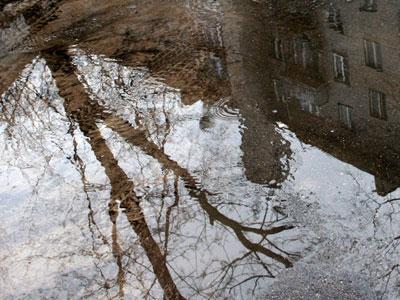 Потоп на проспекте Октября