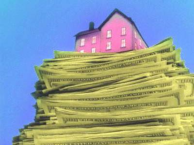 Долги по ипотеке растут