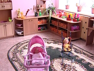 Детский сад против стройки