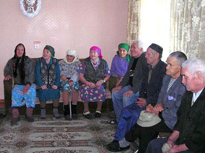 Дома престарелых проверили